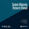 Student Ministries Resource Manual