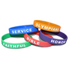 Wristbands (pkg of 5 of same color)