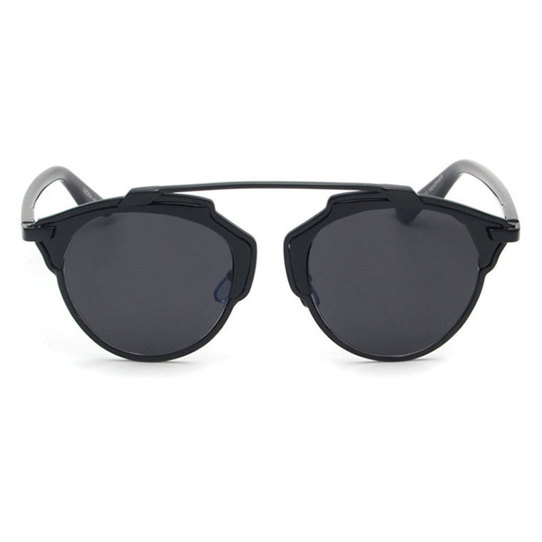 Beryl Sunglasses - Black Frame with Black Lens