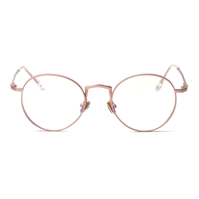 Harper Specs - Rose Gold