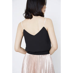 Mia Cami Top - Black
