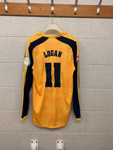 2020 T20 Shirt/Jumper - James Logan