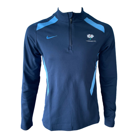 Nike Training 1/4 Zip Mid Layer