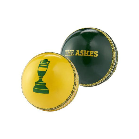 Ashes Mini Ball Green/Yellow
