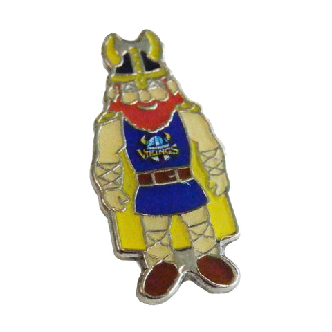 Yorkshire Vikings Enamel Pin Badge