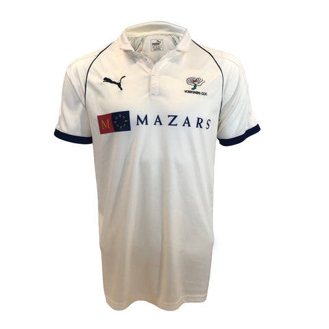 2019 Yorkshire County Championship Shirt Starting