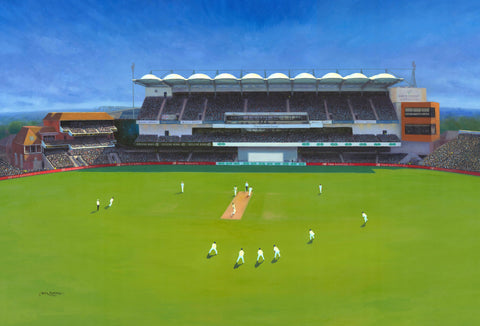 Limited Edition Ashes Headingley Print by Jack Russell (Collection Only)