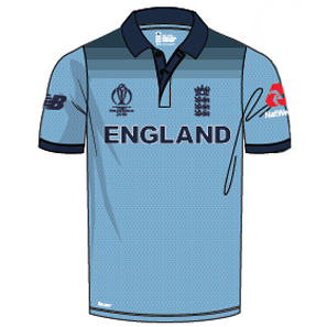 England 2019 Champions Replica Shirt Junior