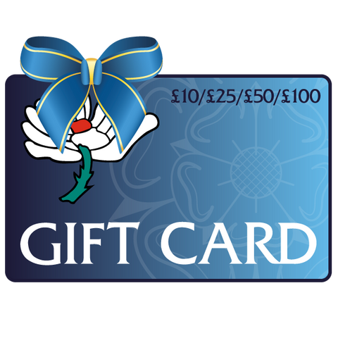 Yorkshire Online Gift Card from