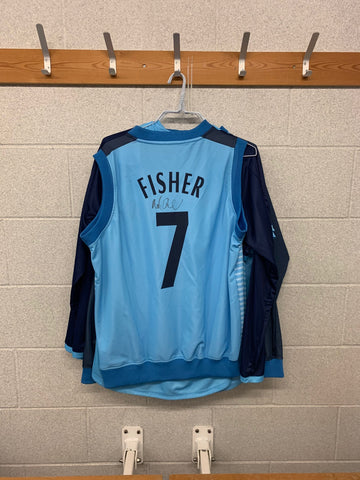 Signed Shirt/Jumper - Matthew Fisher