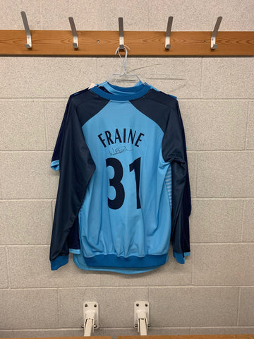 Signed Shirt/Jumper - Will Fraine