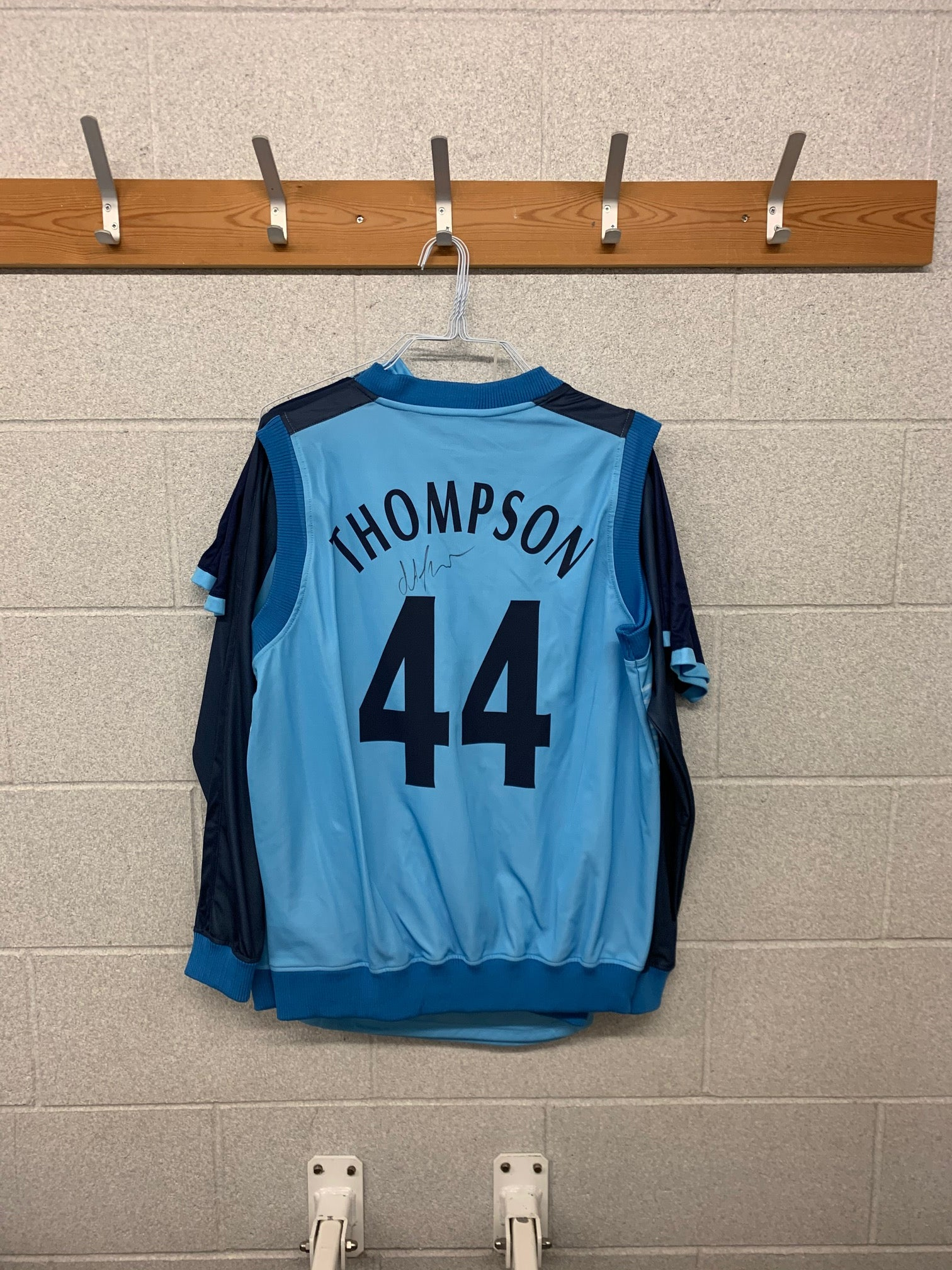 Signed Shirt/Jumper - Jordan Thompson