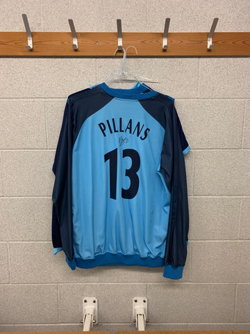 Signed Shirt/Jumper - Matt Pillans