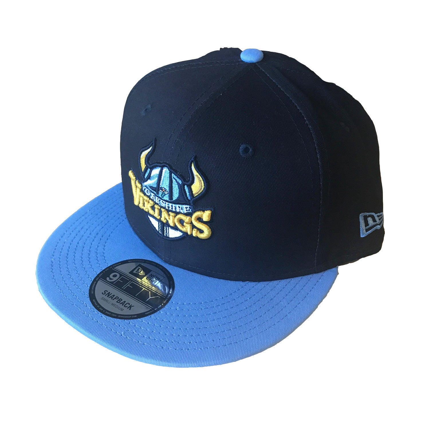 New Era 950 Yorkshire Vikings cap
