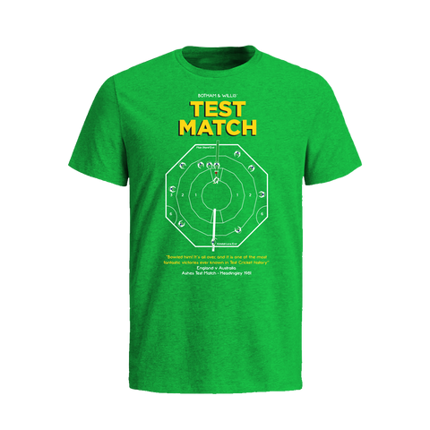 Ashes 1981 Winning Delivery Test Match T-Shirt