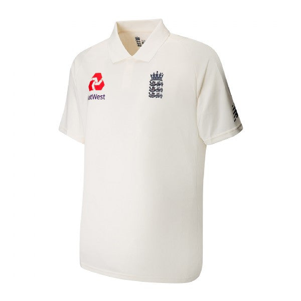 New Balance England Test Shirt - Mens
