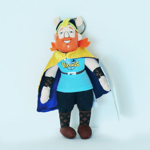 Vinny The Viking Key Ring