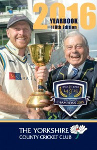 The Yorkshire County Cricket Club Year book 2016