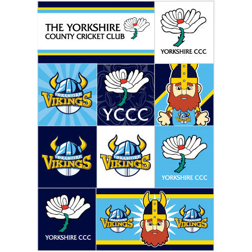 YCCC Sticker Set