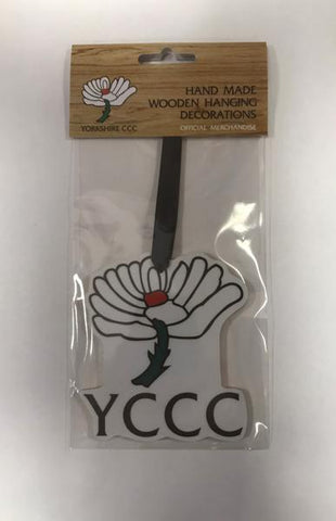 YCCC Rose Christmas Tree Decoration