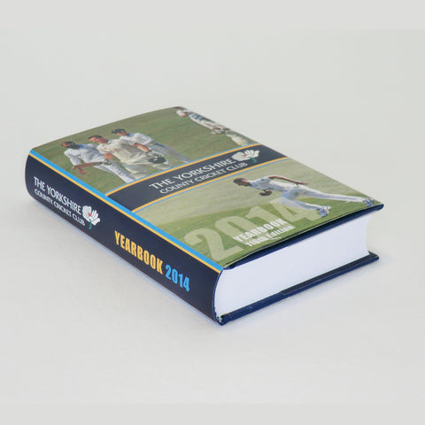 The Yorkshire County Cricket Club Yearbook 2014