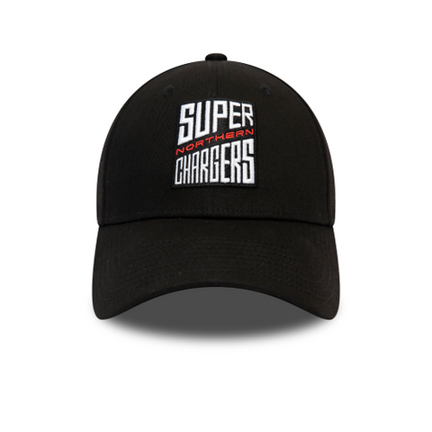 Northern Superchargers New Era 940 Strapback Black