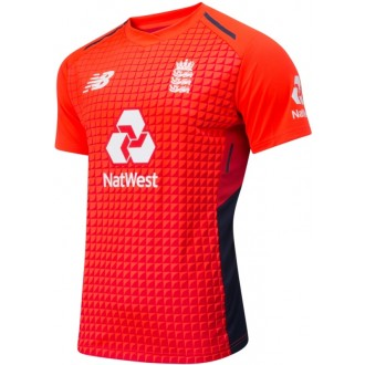 NB T20 SS Shirt Ladies