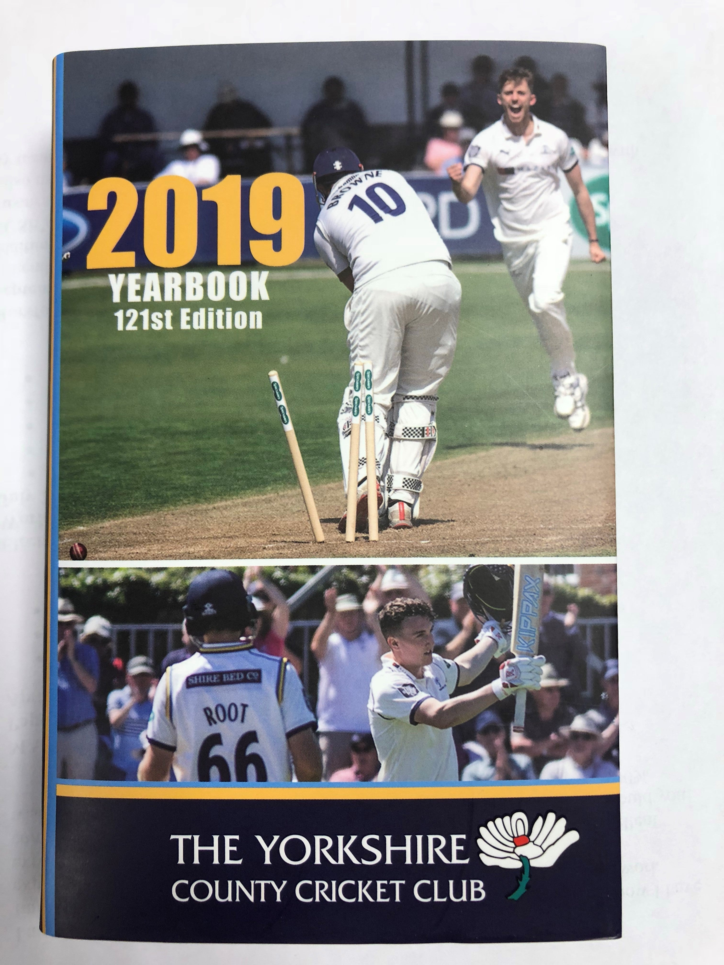 2019 YCCC Yearbook