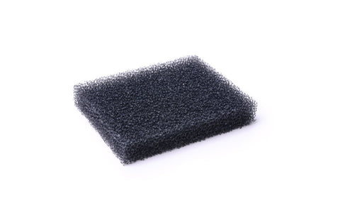 Accessories Black Stipple Sponge