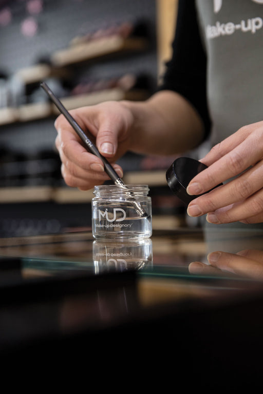 Accessories Glass Jar
