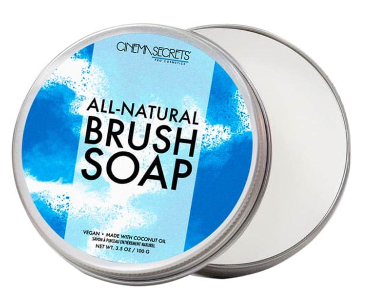 All-Natural Brush Soap