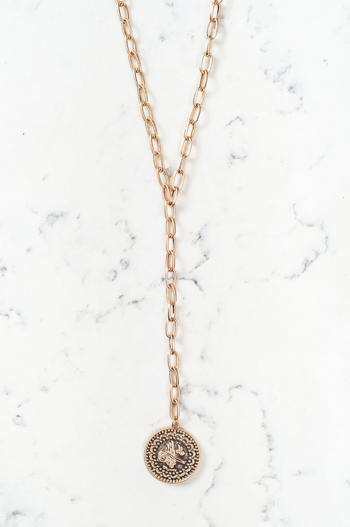 Kara Necklace Gold