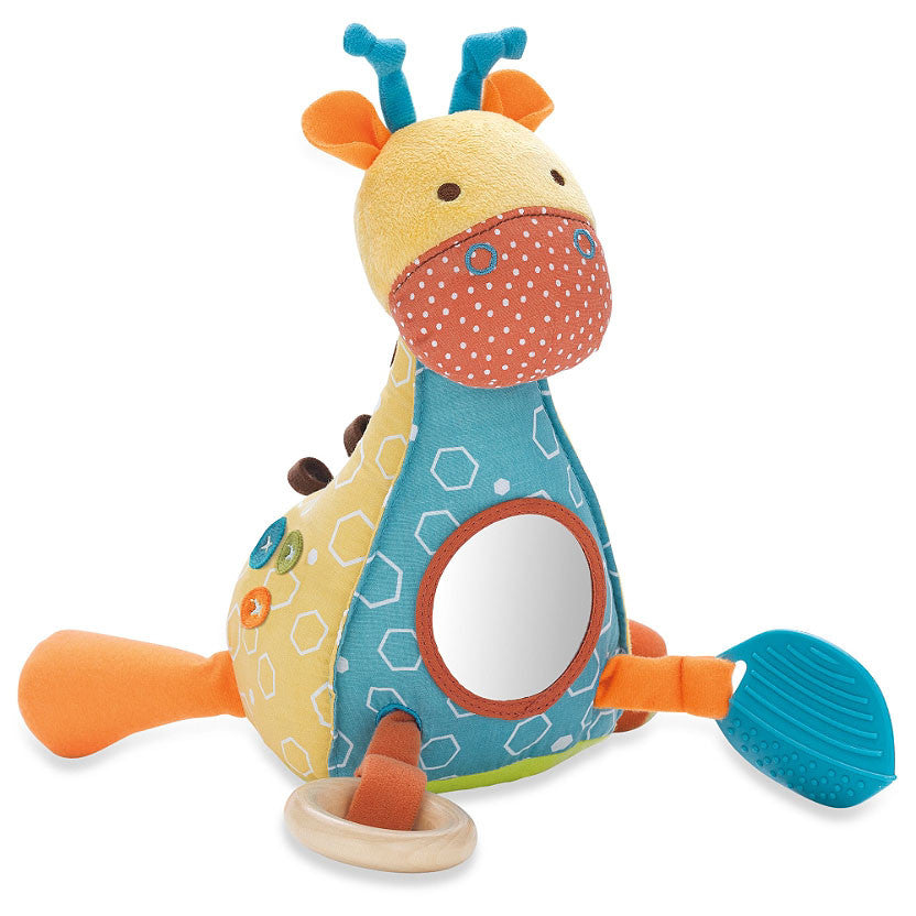 Mirrored Giraffe Baby Toy
