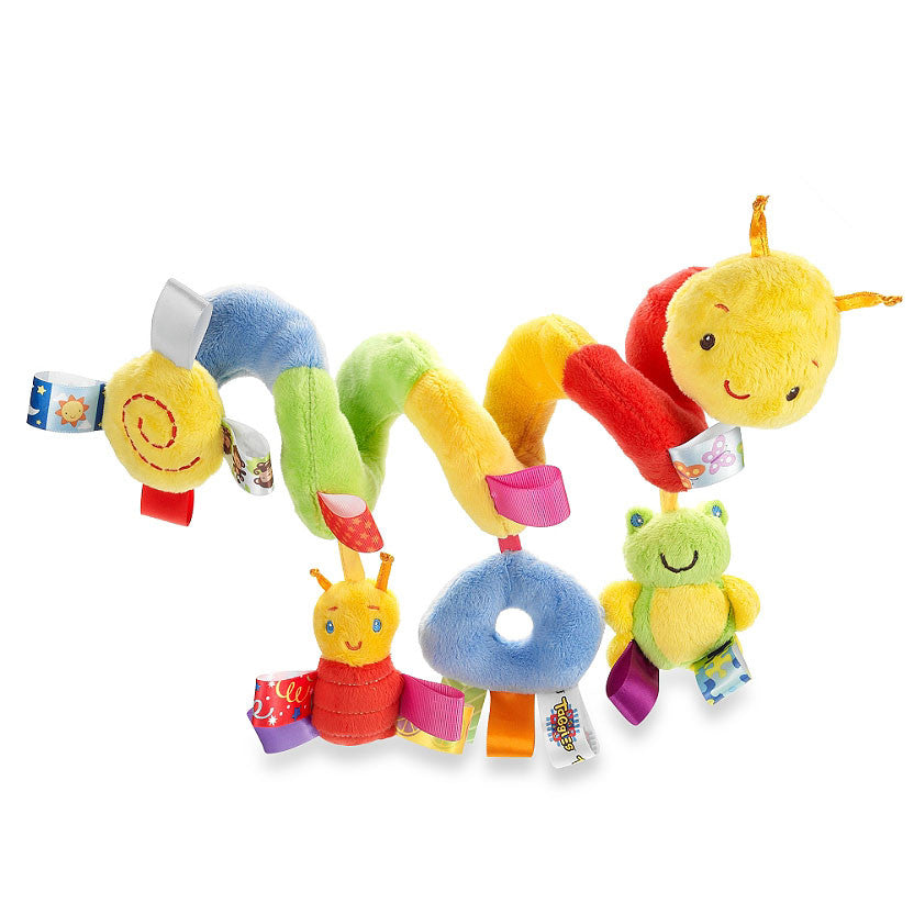 Squiggly Worm Baby Toy