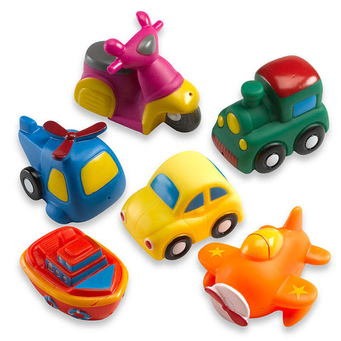 Transportation Bath Toys