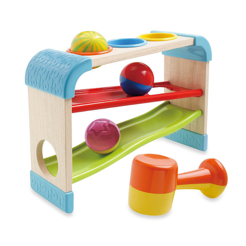 Hammer and Balls Learning Toy
