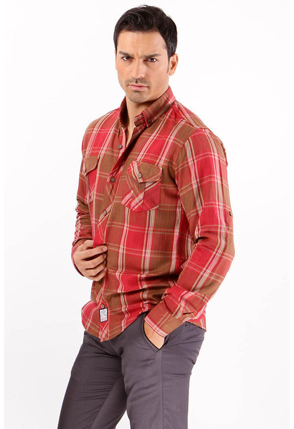 Manly Men's Shirt