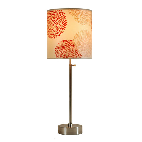 Cancan 2 adjustable table lamp lights up cancans are designed for kids and labradors tails heavy base adjustable height and alternate shade profiles they are versatile functional and mozeypictures Gallery