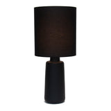 Circa Table Lamp - Cast Iron Ceramic