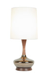 Kaya Deluxe Table Lamp - Bronze Ceramic