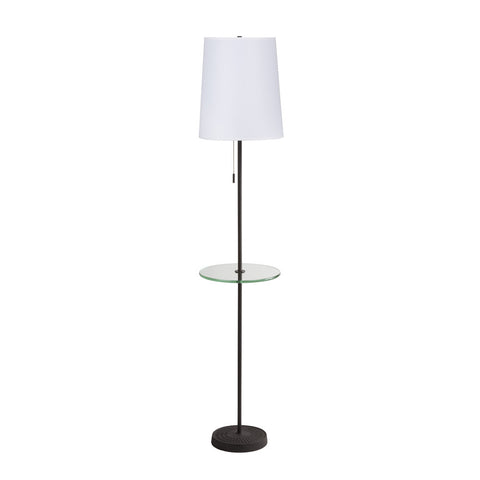 Zoe Tray-Table Floor Lamp – Lights Up