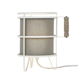 Scout Table Lamp - White