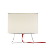 Virgil Low Table Lamp - Black