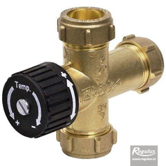 Domestic Hot Water Mixing Valve | Mitigeur thermostatique pour eau chaud sanitaire