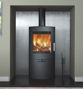 Broseley eVolution Flair 8 Wood Stove with door  | Broseley eVolution Flair 8  poêle à bois avec porte