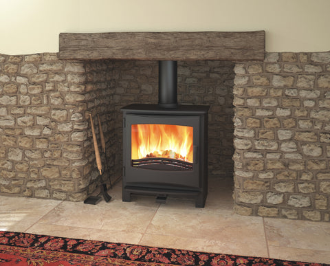Broseley eVolution Ignite 7 Stove  |Broseley eVolution Ignite 7 poêle à bois