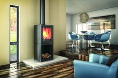 Broseley eVolution 5 Deluxe Wood Stove  | Broseley eVolution 5 Deluxe poêle à bois