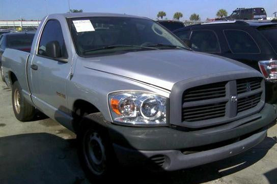 Dodge Truck Salvage Yards >> Dodge Ram 2008 For Parts Used Auto Parts Miami Salvage Yard