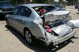 Nissan Altima for parts (E072)