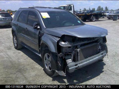 Chevrolet Equinox for parts (E081)